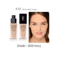 YSL ALL HOURS MATTE FOUNDATION B20 Ivory