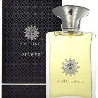 Amouage Silver For Men EDP 100ml