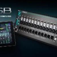 Mixer Digital 16 Channel Allen & Heath QU SB Original