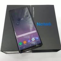 Samsung Galaxy Note 8 64GB Ram 6GB Second Mulus Original