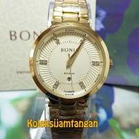 JAM TANGAN WANITA BONIA BNR120-2227 GOLD ORIGINAL MURAH