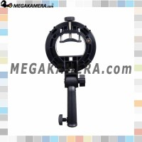 Commlite Photography Flexible 4-WAY FLASH Bracket Holder with Handle