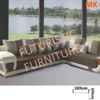 Sofa Minimalis Classic MK 009 / MK 010 / MK 011 / Tipe L Murah
