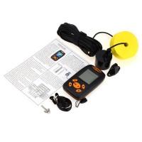 Portable Fish Finder - Alat Sonar Deteksi Ikan Portable