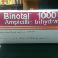 Obat Sipilis/Kencing Nanah Binotal 1000