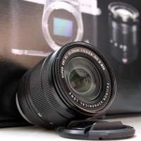 Fujifilm Fujinon XC 16-50mm F3.5-5.6 OIS II Lensa Fuji
