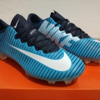 Sepatu Soccer - Nike Mercurial Vapor XI Ice Pack Made in Indonesia