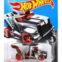 Rig Storm SILVER CHROME - Hot Wheels HW Hotwheels