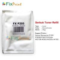 Serbuk Toner Xerox Docuprint P105 P215 P205B M215B 105 255 Monochrome