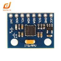 GY-521 MPU6050 3 Axis Accelerometer Gyroscope sensor mpu-6050 Arduino