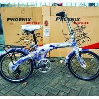 Sepeda Anak Lipat Phoenix 20
