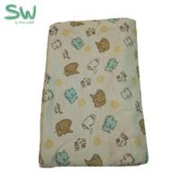 Gendongan Bayi 2 Sisi - Elephant Cream