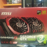 VGA MSI GTX 1060 3GB Gaming X New