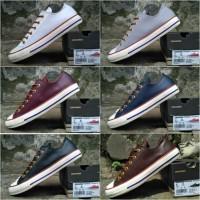 Sepatu Converse All Star OX Classic Leather Low