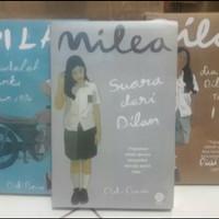 Novel Pidi Baiq - Dilan 1 Dilan 2 dan Milea