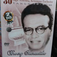 DVD Original 30 Lagu Tembang Kenangan BROERY MARANTIKA . ISI 2 DISK .