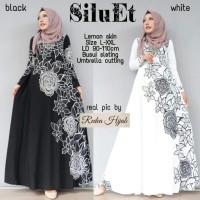 siluet gamis by Redea Hijab