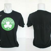 T-shirt Kaos Baju Basket NBA Boston Celtics LOGO 67d9da0f2