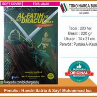 Buku Kitab Komik Al-Fatih VS Vlad Dracula Jilid 1