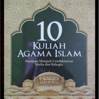 Harga buku kitab 10 kulih agama | WIKIPRICE INDONESIA