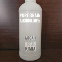 Pure Grain alcohol PGA / alkohol food grade 96% 1000 ml