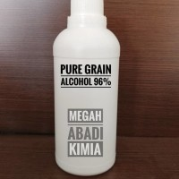Pure Grain alcohol PGA / alkohol food grade 96% 500ml