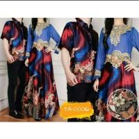 Jual FASHION : TA-00016 couple jaida baju muslim sarimbit batik baju Murah