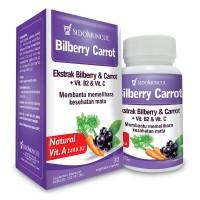 BILLBERRY CARROT SIDOMUNCUL Suplemen Kesehatan Mata