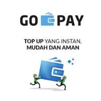 TOP UP GOPAY 100K