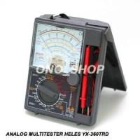 Analog Multitester Heles YX-360TRD BERKUALITAS JA0486