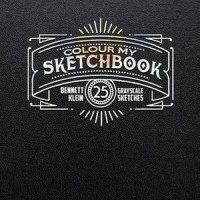 Colour My Sketchbook : Adult Colouring Book