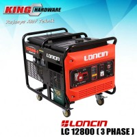 Generator / Genset Loncin LC 12800-1 ( 3 Phase )