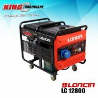 Generator / Genset Loncin LC 12800 ( 1 Phase )