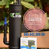 Filter Canister DIY