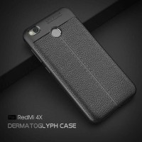CASE CASING HP XIAOMI REDMI 4X PRIME MI REDMI4X + TEMPERED GLASS COLOR