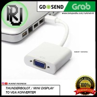 KABEL CONVERTER THUNDERBOLT TO VGA MACBOOK AIR / PRO CONVERTER