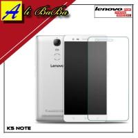 Tempered Glass Handphone Vibe Lenovo K5 Note Full Cover Curved Glass