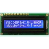 LCD Character 2x16 16x2 16*2 16 x 2 16 * 2 1602 Display Module Arduino