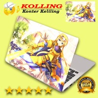 Garskin Laptop Sword Art Online 4 Skin Laptop Stiker Laptop