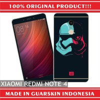 Original Xiaomi Redmi Note 4 Skin / Garskin for Case - Star Wars