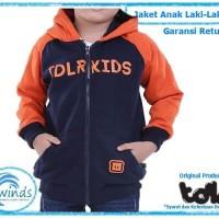 Jaket Anak Laki Laki Murah Hoodie Fleece Cowok Original TDLR 2015 05604989b8