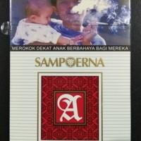 Rokok Sampoerna Mild Merah 16