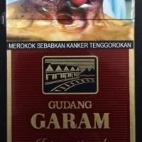 Rokok Gudang Garam Filter International 12