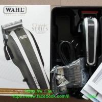 WAHL ICON BLACK CLASSIC SERIES - ALAT CUKUR/POTONG RAMB Original