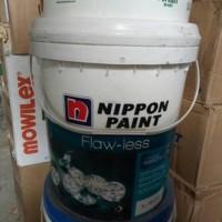 Cat Tembok Nippon Flawless Brilliant White - 20 Liter
