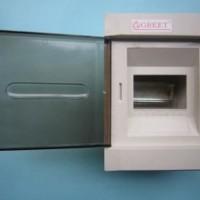 Box Mcb 4 Group (Tanam) Transparan Merk Greet Kualitas Bagus Fuse Box