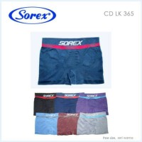 bikini 1BOX CD SOREX COWOK PREMIUM /CD BOXER COWO SOREX / SOREX MAN
