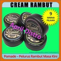 Jual Minyak Rambut Cream TM POMADE Pelurus Rambut Mini OILBASED + BONUS  Murah