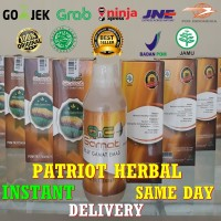 Obat Pasca Operasi Usus Buntu QnC Jelly Gamat - Patriot Herbal