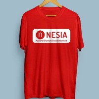Spesial Kaos Nesia Unstoppable Dream for Freedom D4F My Community